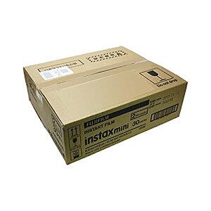富士フィルム チェキフィルム instax mini 2パック品 (1ケース(30パック))