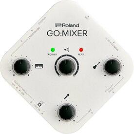 ROLAND GO:MIXER スマートフォン用 オーディオミキサー