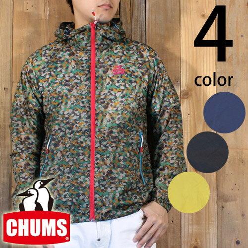 チャムス CHUMS レディバグ ジャケット CH04-1037