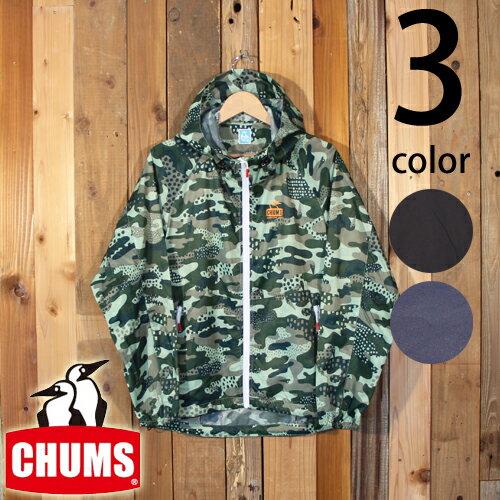 チャムス CHUMS レディバグ ジャケット ウインドブレーカー CH04-1136