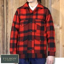 フィルソンFILSONマッキーノクルーザーウールジャケット10043