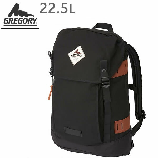 GREGORY グレゴリー リュック バッグ STINSON DAY 22.5 トラッドブラック TRAD BLACK スティンソンデイ  659450647  バックパック・リュックサック【s1】