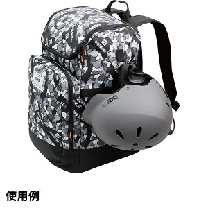 スノーボードブーツバッグORAN'GEHABPACK1001BLACKオレンジブーツケース