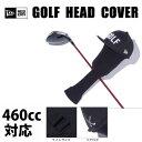 ニューエラ ゴルフ ドライバーヘッドカバー ブラック -GOLF- 11404380 GOLF HEAD COVER ゴルフ用品 ゴルフ NEWERA Golf...