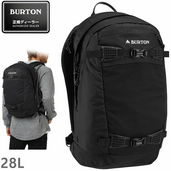 バートン バックパック 18SS DAY HIKER 28L True Black Ripstop (15285104020) ak バートン リュック burton リュック 【C1】【s9】