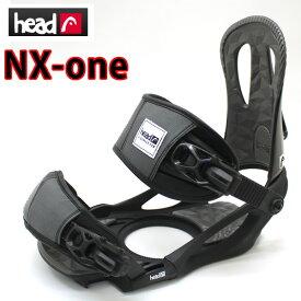 ヘッド HEAD スノーボードビンディング NX-ONE ブラック メンズ用バインディング  スノーボード・スノボー用品【s3】