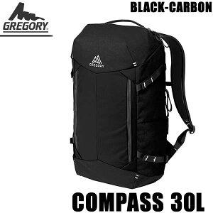 グレゴリー リュック デイパック COMPASS 30 コンパス ブラックカーボン 109453-1052 GREGORY リュック