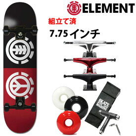 スケボー コンプリート エレメント ELEMENT PEACE LOGO 7.75X31.7インチ AI027-169 スケートボード 完成品 【s2】
