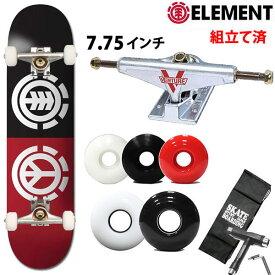 スケボーコンプリート エレメント ベンチャートラックセット PEACE LOGO 7.75X31.7インチ AI027-169 element スケートボード 完成品 【s9】