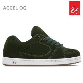 エス スニーカー アクセル OG/ACCEL OG FOREST エス スケシュー スケートボード シューズ es skateboarding【C1】【s6】