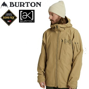 バートン 21-22 スノーボードウェア メンズ ゴアテックス ジャケット ak GORETEX 2L CYCLIC -jacket /KELP GORE-TEX BURTON【スノーボード・ウエア・スノボー用品】【C1】