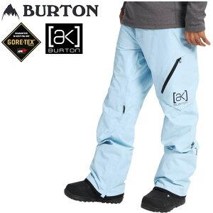 バートン 21-22 スノーボード ウェア メンズ  ゴアテックス パンツ AK GORETEX 2L CYCLIC - pants / CRYSTAL BLUE GORE-TEX BURTON【スノーボード・ウエア・スノボー用品】【C1】