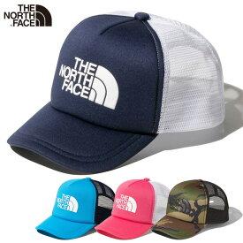 THE NORTH FACE ロゴメッシュキャップ (キッズ) 帽子 子供服 NNJ01911 Kids' Logo Mesh Cap ザ・ノース・フェイス ノースフェイス