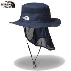 THE NORTH FACE サンシールドハット (キッズ) 帽子 子供服 登山 アウトドア NNJ02007_k sunshield hat ザ・ノース・フェイス ノースフェイス