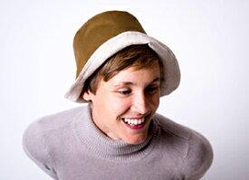 リバーシブル帽子 PT312-double【高周波電磁波シールド生地二重】 リバーシブル高周波電磁波シールド帽子