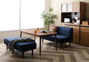 こたつ テーブル ハイタイプ セット 3点セット 幅135 (テーブル+2人掛けソファ1脚+ベンチ1脚) 4人掛け ダイニングこたつテーブル こたつテーブル 継ぎ脚 ソファダイニングセット ダイニング