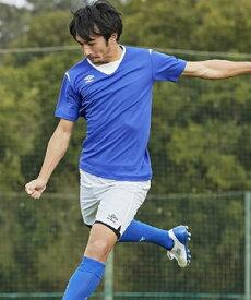 【公式】 アンブロ 半袖ゲ-ムシャツ メンズ ウェア tシャツ サッカー フットボール スポーツ UAS6700B