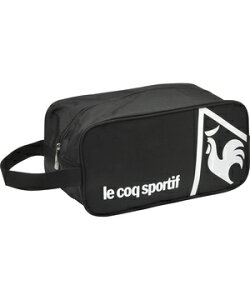 【公式】ルコックスポルティフ ゴルフ シューズケース メンズ バッグ シューズケース ゴルフ スポーツ QQBLJA21