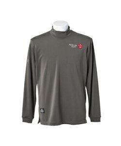 【公式】マンシングウェア スペクター防風ハイネックシャツ メンズ ウェア シャツ ポロシャツ ゴルフ スポーツ MGMQJB14