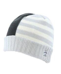 【公式】マンシングウェア 【MITSUSHIGE NISHIWAKI コラボ】ニットワッチ メンズ アクセサリー 小物 キャップ 帽子 ゴルフ スポーツ MGBQJC21