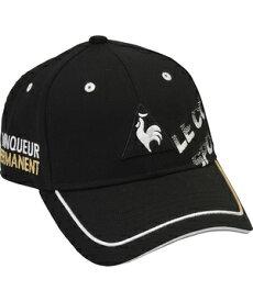 【公式】ルコックスポルティフ ゴルフ ボウシ メンズ アクセサリー 小物 キャップ 帽子 ゴルフ スポーツ QGBPJC00