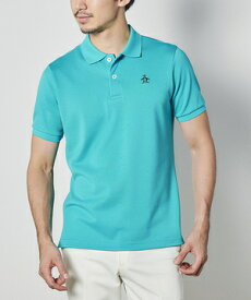 【公式】 マンシングウェア 【One Thing】マナード鹿の子半袖シャツ(新色) メンズ ウェア シャツ ポロシャツ ゴルフ スポーツ XSG1600AR