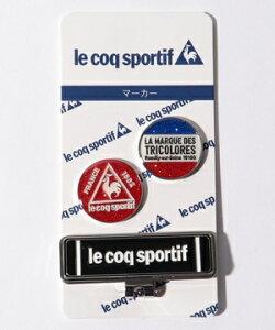 【公式】 ルコックスポルティフ ゴルフ マーカー メンズ アクセサリー 小物 ゴルフアクセサリー ゴルフ スポーツ QQBRJX52