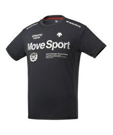 【公式】デサント ドライトランスファー 半袖Tシャツ メンズ ウェア tシャツ トレーニング スポーツ DMMRJA56