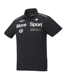 【公式】[最大20%OFFクーポン実施中] デサント サンスクリーン ポロシャツ メンズ ウェア シャツ ポロシャツ トレーニング スポーツ DMMRJA70