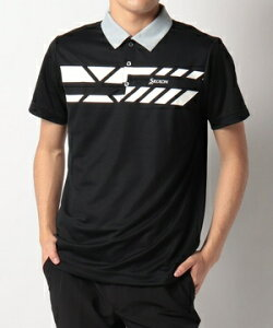 【公式】 スリクソン 配色ラバープリントシャツ メンズ ウェア シャツ ポロシャツ ゴルフ スポーツ RGMRJA09