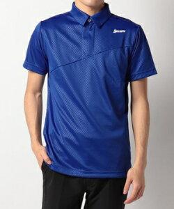 【公式】 スリクソン スラッシュ切替エンボス総柄シャツ メンズ ウェア シャツ ポロシャツ ゴルフ スポーツ RGMRJA15