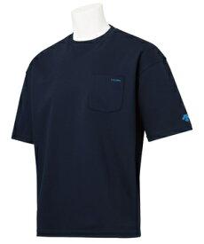 【公式】デサント 【取り扱い店舗限定】ビックシルエット 半袖シャツ(THE ONE) メンズ ウェア tシャツ トレーニング スポーツ DX-C0933AP