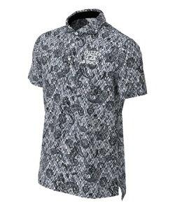 【公式】 カッターアンドバック クーリストD-TECプリントWDカラーシャツ メンズ ウェア シャツ ポロシャツ ゴルフ スポーツ CGMPJA28