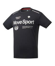 【公式】[最大20%OFFクーポン実施中] デサント ドライトランスファー 半袖Tシャツ メンズ ウェア tシャツ トレーニング スポーツ DMMRJA56