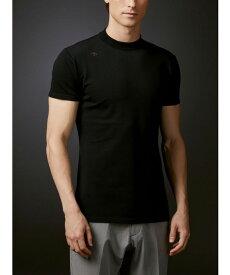 【公式】デサントゴルフ プレーティング天竺モックネックシャツ メンズ ウェア シャツ ポロシャツ ゴルフ ゴルフウェア スポーツ DGMSJA02