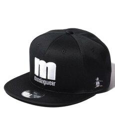 【公式】マンシングウェア 【ENVOY】平ツバキャップ メンズ アクセサリー 小物 キャップ 帽子 ゴルフ ゴルフウェア スポーツウェア MEBSJC00