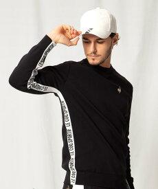 【公式】ルコックスポルティフ ゴルフ 【RIJOUME】軽量クルーネックセーター《ウォッシャブル・太陽光発熱》 メンズ ウェア セーター フリース ニット ゴルフ ゴルフウェア スポーツウェア QGMSJL10
