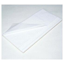 薄葉紙 シロ 半裁 79×54.5cm 200枚商品を保護するためのインナーラップとして最適な薄葉紙です。 また、ノベルティグッズなどをふわっと包んだり、不定形な物をラッピングするのにも最適です。包装紙 薄葉紙 ラッピング ギフト 薄紙 無地 衝突材 半裁 白