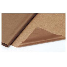 薄葉紙 ブラウン 半裁 79×54.5cm 200枚商品を保護するためのインナーラップとして最適な薄葉紙です。 また、ノベルティグッズなどをふわっと包んだり、不定形な物をラッピングするのにも最適です。包装紙 薄葉紙 ラッピング ギフト 薄紙 無地 半裁 茶色