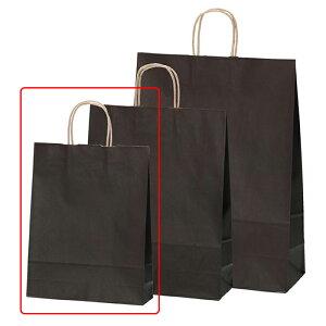 手提紙袋 ブラウン 27×8×34cm 50枚コストパフォーマンスが魅力。上品で落ち着いたブラウンが、シーンを選ばず使いやすいと大評判です。紙袋 袋 おしゃれ 業務用 手提げ ラッピング ギフト