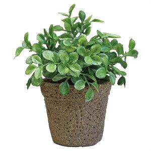 ミニグリーン プリペット 1個アクセントとして多彩に使えるミニサイズのグリーンポット。【フェイクグリーン・人工観葉植物・人工樹木】おしゃれ ミニ 卓上