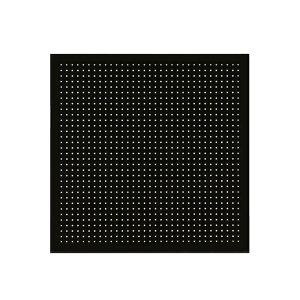 有孔ボードパネル 90×90cm ブラックここでしか買えない!ストア・エキスプレスオリジナル商品小物や雑貨を飾るのが楽しくなる「有孔パネル 壁面取付タイプ」。有孔ボード 黒 パンチングボ