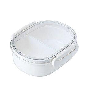 ランチボックス中子(S) ホワイト|保存 容器 冷蔵 冷凍 弁当箱 衛生的 電子レンジ対応 持ち運び ランチボックス 行楽