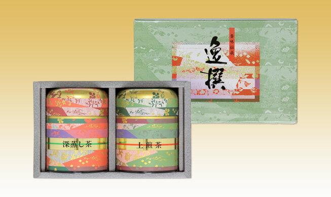 大和茶詰合せ上煎茶 深蒸し茶奈良の名産 ギフト お取り寄せ