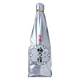 """梅乃宿酒造 純米 紅梅 720ml万葉の浪漫が香る大和の地で醸しました。コンセプトは""""いつもの晩酌酒です。奈良の地酒 日本酒"""