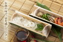 三輪素麺は伝統の手延べ製法で時間をかけて丁寧に作っています。なかでも『三輪の神杉』は極細素麺として三輪を代表する最高等級品です。生産を寒時期(12月〜3月)に限定し、