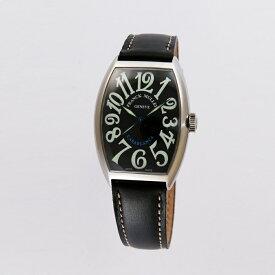 ポイント最大43.5倍!要エントリー5/16まで [フランクミュラー]新品・純正BOX付 FRANCK MULLER 腕時計 カサブランカ ブラック/カーフストラップ 自動巻 5850CASA メンズ 【並行輸入品・1年保証】