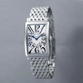 ポイント最大43.5倍!要エントリー5/16まで [フランクミュラー]新品・純正BOX付 FRANCK MULLER 腕時計 ロングアイランド シルバーフェイス 902QZ レディース 【並行輸入品・1年保証】