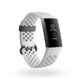 在庫あります!Fitbit Charge 3 フィットビット チャージ 3 FB410GMWT-CJK 【安心の3年保証】スマートウォッチ ウェアラブル 心拍数 健康
