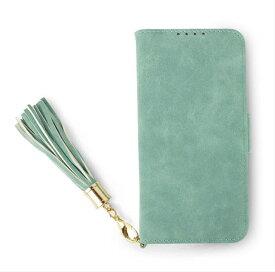 iPhoneSE 第2世代 iPhone8 ケース 手帳型 iPhone7 6s 8Plus iPhone7Plus iPhone6 6sPlus 6Plus ミラーつき 鏡付き かわいい 緑 アイホン8 アイフォン8 ストラップ付き カバー レザー おしゃれ